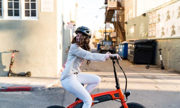 Prøv en elcykel inden du køber